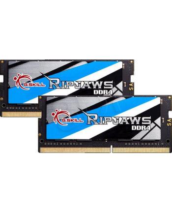 G.SKILL SO-DIMM DDR4 32GB (2x16GB) Ripjaws 3000MHz CL18 1,20V