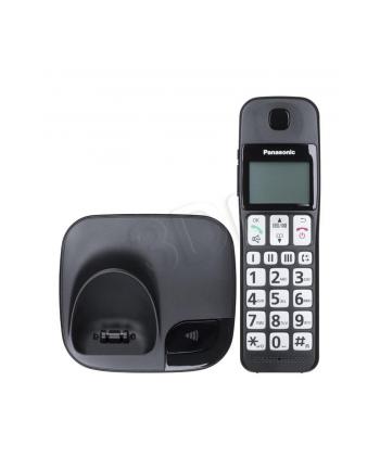 Panasonic KX-TGE110 Dect Black