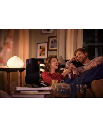 Philips Lighting Lampa biurkowa Philips Connected Luminaires Wellner hue 44401/56/P7