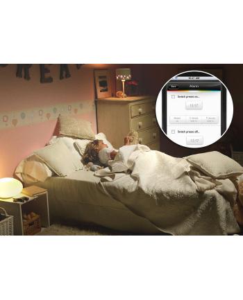 Philips Lighting Lampa biurkowa Philips Hue 71999/60/PH Iris, LED, przezroczysta