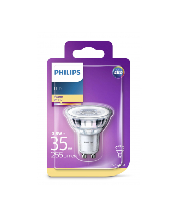 Philips Lighting Philips LED Classic 35W GU10 WW 230V 36D ND 1BC/4