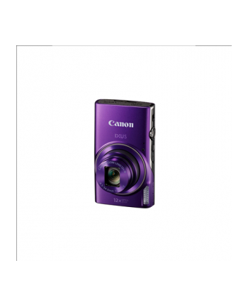 Canon Digital IXUS 285 Essentials Kit PR, 20.2 Mpixel BSI-CMOS/ DIGIC 4+/ 12x optical zoom/ Closest focusing distance 1cm from front of lens macro/ Intelligent IS/ ISO 3200/ 3.0'' LCD/ Full HD 1920x1080/ High-speed shooting/ Supports SD/SDHC/SDXC