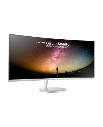 Monitor Samsung LC34F791WQUXEN,  34'' WQHD (3444x1440), panel VA,  curverd