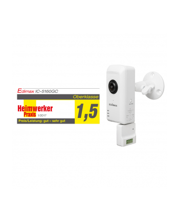 IC-5160GC Kamera IP WiFi FHD + kontroler drzwi garaż