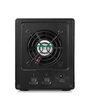 OWC Dysk zewnętrzny - ThunderBay 4 mini kieszeń na 4xSSD/HDD 2xThunderbolt 2 2 RAID 5 Edition