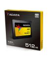 Adata SU900 SSD SATA 6GB/s  2.5'' 512GB, read/write 560/525MB/s, 3D MLC - nr 35