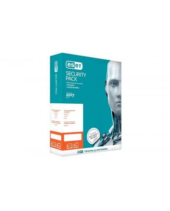 ESET Security Pack 1+1 BOX 1U 24M