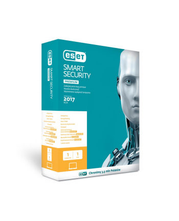 ESET Smart Security Premium BOX 1U 12M