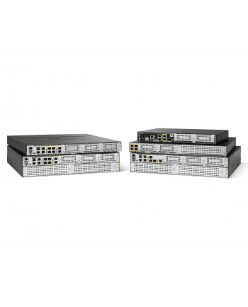 Cisco Systems Cisco ISR 4221 Security Bundle with SEC Lic