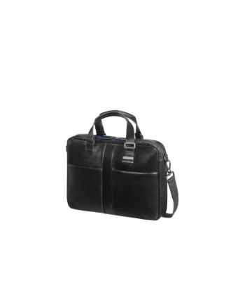 Torba SAMSONITE 70D09044 14,1'' WH LTH comp, tblt, pockets, black