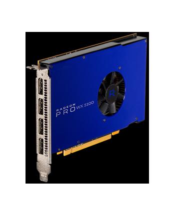 Karta graficzna AMD Radeon Pro WX5100 PCI-E 8GB 4xDP Retail
