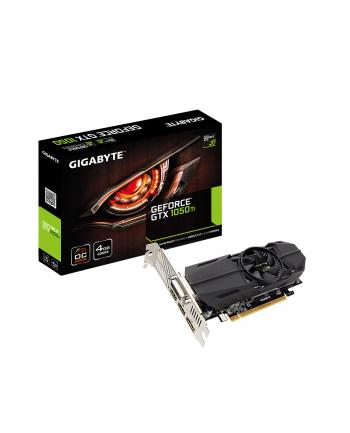 Karta graficzna Gigabyte GIGA VGA NV PCI-E 4GB GTX1050Ti TD5 LP DP/H/DVI