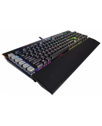 Klawiatura Mechaniczna Corsair Gaming K95 RGB Platinum - Cherry MX Speed - Black