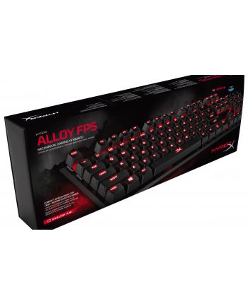 Alloy FPS Mechanical Gaming Keyboard, MX Blue-NA Key