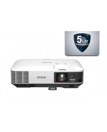 Projektor EB-2255U  3LCD/WUXGA/5000AL/15k:1/4.9kg