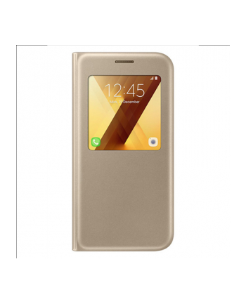 S View Standing Cover A5(2017) Gold