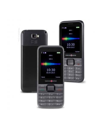 DORO Swisstone SC560 Dual SIM, szary