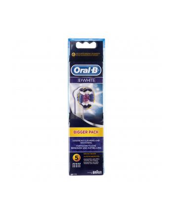 Braun Oral-B 3D White - 5x końcówki