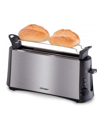 Cloer Toaster 3810 Steel