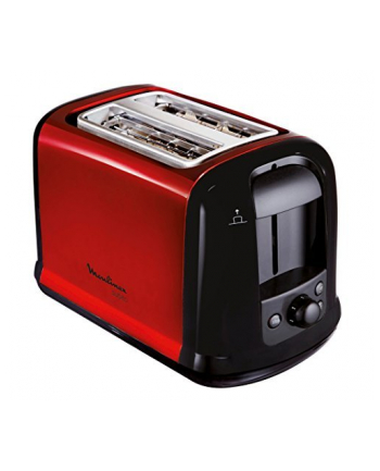 Moulinex Toaster Subito LT261D - red/black
