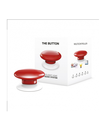 Fibaro The Button - red