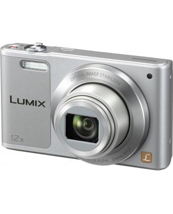 Panasonic Lumix DMC-SZ10EGS - silver