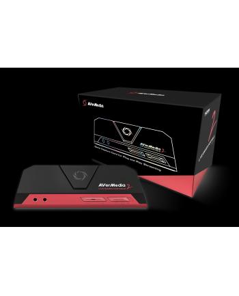 AVERMEDIA Live Gamer Portable 2, USB, nagrywanie / urządzenia strumieniowego