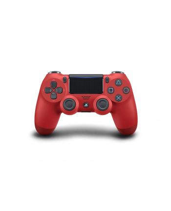 Sony DUALSHOCK 4 Wireless Controller v2 - red