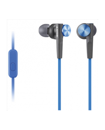 Sony MDR-XB50APL - blue