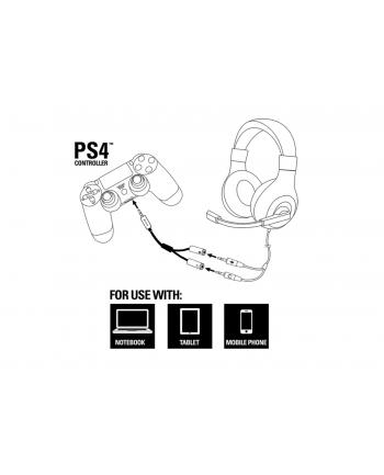 Sharkoon PMP35 Cable - adapter słuchawek z mikrofonem do smartfonów