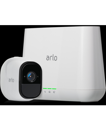 Netgear VMS4130 Arlo Pro Smart Security System with 1 Camera
