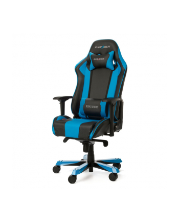 DXRacer King Gaming Chair - Black/Blue - OH/KS06/NB