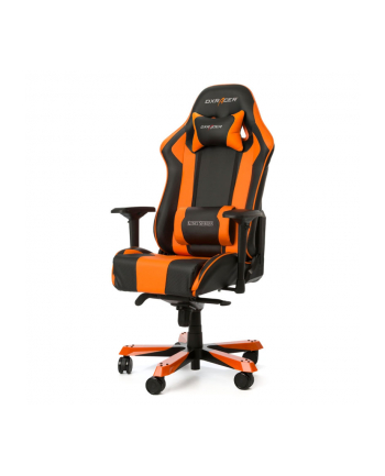 DXRacer King Gaming Chair - Black/Orange - OH/KS06/NO