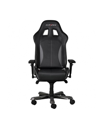 DXRacer King Gaming Chair - Black/Grey - OH/KS57/NG