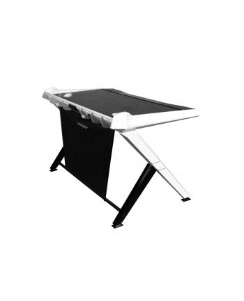 DXRacer Gaming Desk black/white - GD/1000/NW