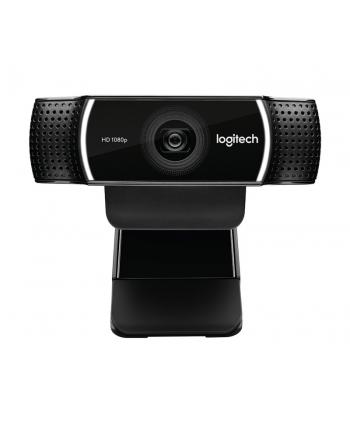 Logitech C922 Pro Stream Webcam - black