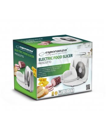 EKM017W Esperanza Krajalnica Elektryczna 150W - PROSCIUTTO