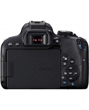 Cyfrowa lustrzanka Canon EOS 800D BK 18-55 IS STM