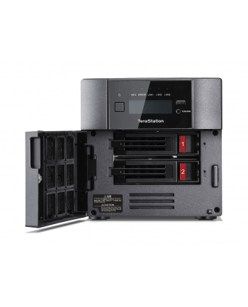 Buffalo TeraStation 5210 2x3TB - 2x1GBLAN