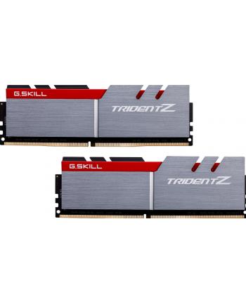 G.Skill DDR4 16 GB 4133-CL19 - Dual-Kit - Trident Z - silver/red
