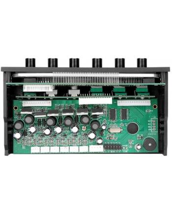 Thermaltake Kontroler obrotów - Commander F6 RGB - do 6 wentylatorów, czarny
