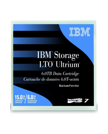 IBM LTO Ultrium 7, Streamer-Medium