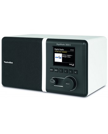 TechniSat DigitRadio 300 C white