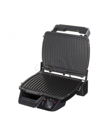 Grill elektryczny Tefal GC 450B (2000W stołowy-zamykany  srebrny)