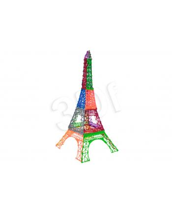 Filament EKO -  Wkłady zapasowe do długopisu 3Doodler Start 24 sztuki, 4 kolory (NIE/CZE/ZIE/SZA)