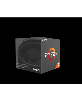 PROCESOR AMD AM4 RYZEN 1700 3.7GHz BOX 20MB Cache
