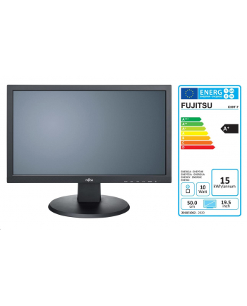 Fujitsu 19.5'' Display E20T-7LED Black S26361-K1538-V161