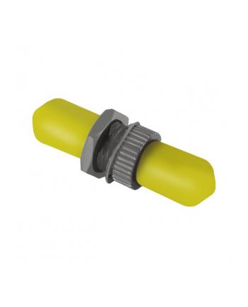 Qoltec Adapter światłowodowy | ST/UPC | simplex | SingleMode