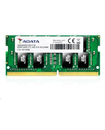 Adata Premier DDR4 2400 SO-DIMM 8GB CL17