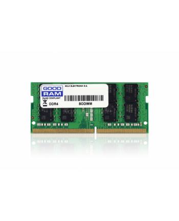 GOODRAM DDR4 SODIMM 8GB/2133 CL15